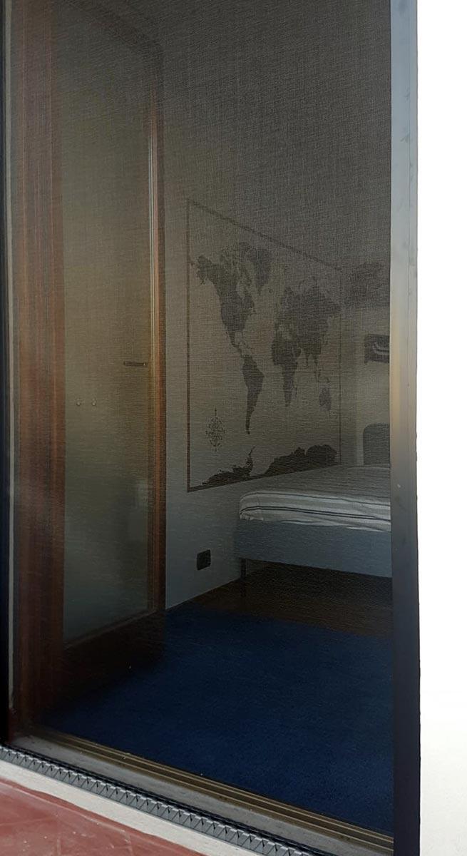 Zanzariera Sintesi Palagina per porta finestra